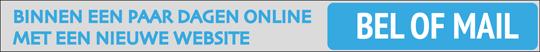 bestaande website vernieuwen